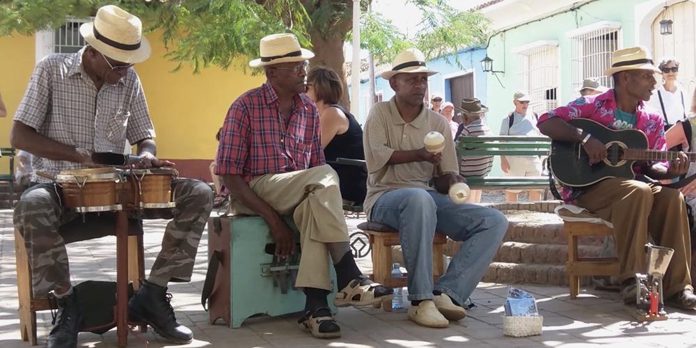 Ft Image Cuba Trinidad