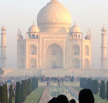 Ft Image India Agra Taj Mahal