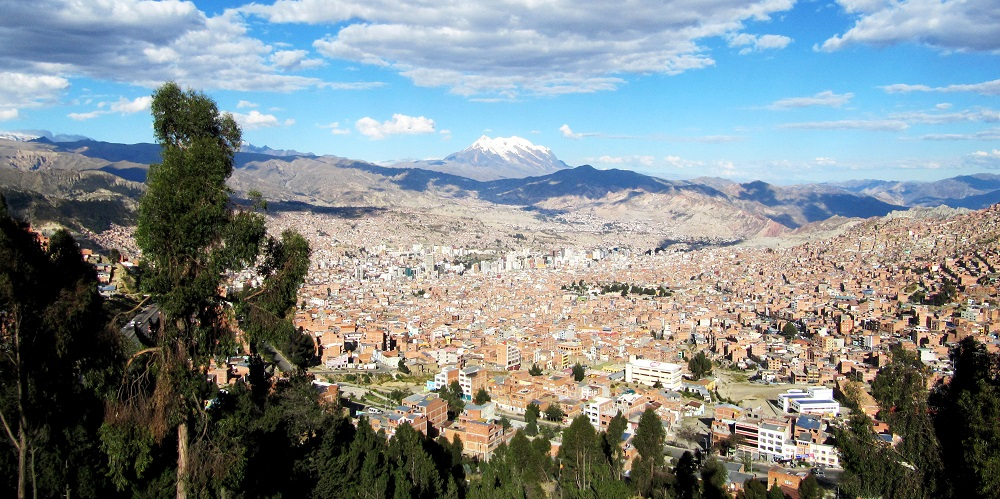 FT BOLIVIA La Paz 1W