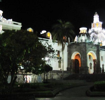 travel to Quito Ecuador