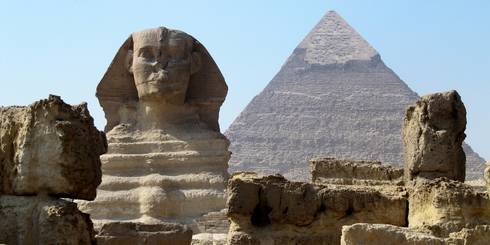 FT EGYPT Pyramids of Giza 1W