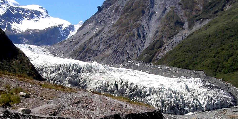 franz glacier