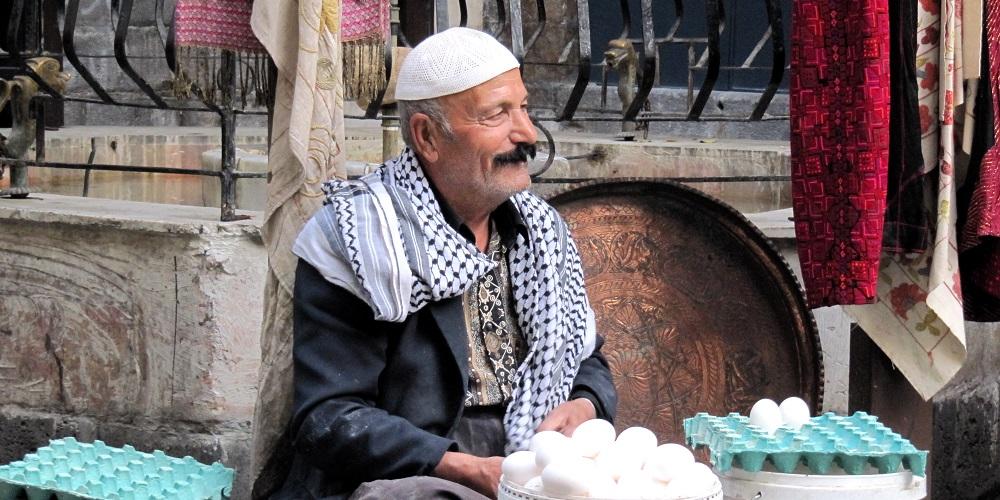 FT SYRIA Old Damascus including Umayyad Mosque 1W
