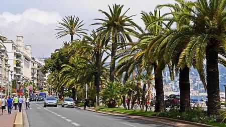 FRANCE Nice Promenade road Pixabay