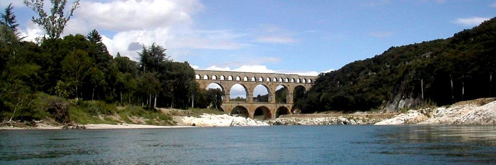 FRANCE Pont du Gard 1
