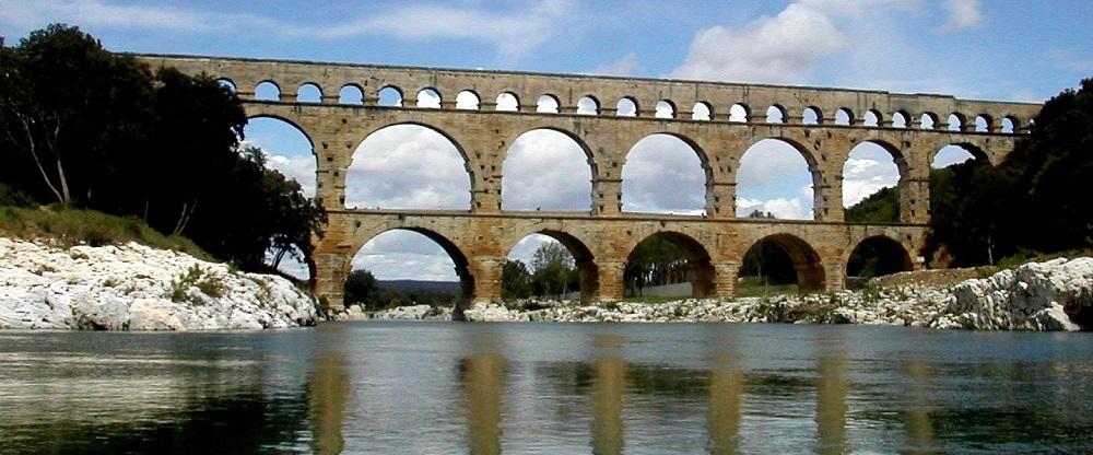 FRANCE Pont du Gard 3